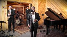 The Greatest Love Of All - Vintage 1940s Jazz - Style Whitney Houston Cover ft. Mykal Kilgore | LOVE!