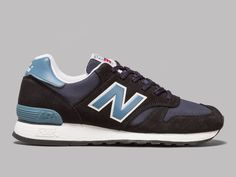 @NewBalanceUK M670SMN Made In England (Navy / Blue) - from @OiPolloi