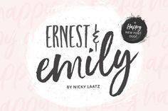 NEW!Ernest & Emily F