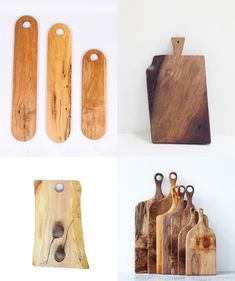 Handmade Wood Cutting Boards