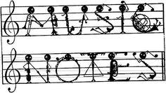 notas musicales divertidas - Buscar con Google