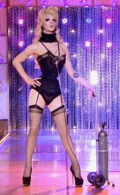 Violet Chachki runway look RuPauls drag race season 7