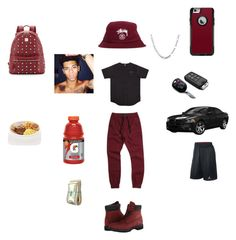 """Untitled #91"" by tnasty15 ❤ liked on Polyvore featuring Zanerobe, Stussy, Timberland, MCM, OtterBox, men's fashion and menswear"