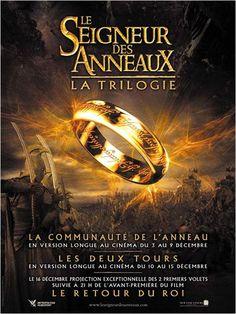 La trilogie du Seigneur des anneaux.