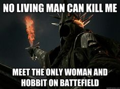 Bad Luck Witch-king.