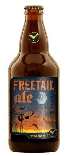 Freetail Ale