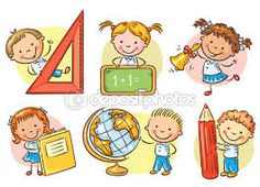 Buy Set Of Cartoon School Kids Holding Different by katya_dav on GraphicRiver. Set of cartoon school happy kids holding different school objects School Clipart, Kids Vector, Vector Art, Cartoon Kids, School Cartoon, Happy Kids, Classroom Decor, Adobe Illustrator, Cute Pictures
