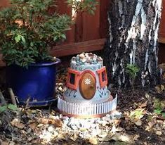 Image result for DIY fun use of terracotta pots