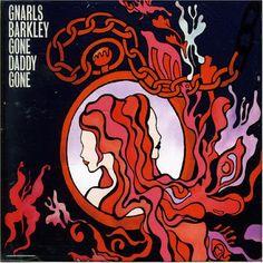 Gnarls Barkley album cover - Gone Daddy Gone