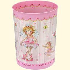 Prinzessin Lillifee Papierkorb Ballett