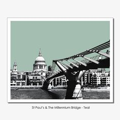 St Paul's Cathedral London Limited Edition Prints