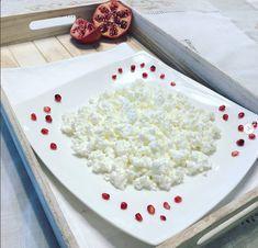 Totu (tojás túró, totu tejföl) készítése, Paleo madártej recept, Tojástej – Zsírtej recept videóval – Éhezésmentes karcsúság Szafival Risotto, Food And Drink, Minden, Baking, Ethnic Recipes, Bakken, Backen, Sweets
