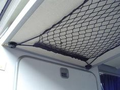 Bungee Cord Gear Hammock - GoWesty Camper Products - parts supplier for VW Vanagon, Eurovan, and Bus
