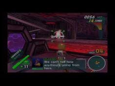 Star Fox: Assault Playthrough #9: Aparoid Homeworld - Breaching The Defe...
