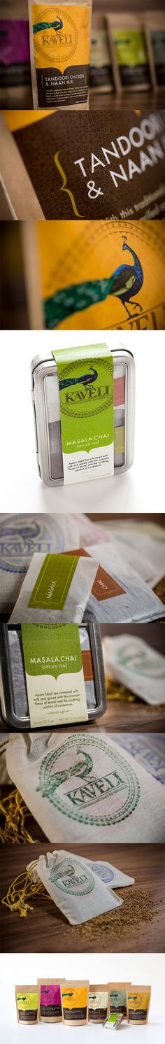 Kaveli  --The Dieline--