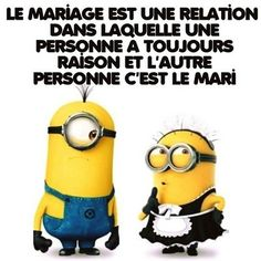 minions Plus - Under the Rainbow - Tout Minion Humour, Minion Jokes, Minions Quotes, Funny People Quotes, Funny Quotes For Teens, Good Morning Funny, Morning Humor, Citation Minion, Job Humor
