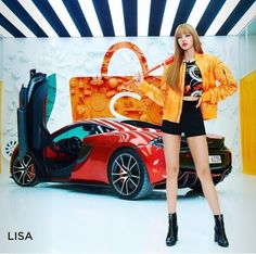 I Love that car so much Thai Princess, My Princess, Dance Background, Blackpink And Bts, Arte Disney, Pretty Asian, Park Chaeyoung, Blackpink Lisa, Kim Jennie