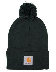 Carhartt Bobble Watch Hat - Parsley Green
