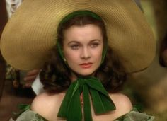 Vivien Leigh as Scarlett O'Hara - Gone With the Wind GWTW the bitch we all love to hate! Scarlett O'hara, Vivien Leigh, Go To Movies, Great Movies, Movies And Tv Shows, I Movie, Movie Stars, Divas, Film Games