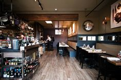 Natural Selection: Invite me over anytime. Fantastic dining and #design with very attractive wooden floors. #z3