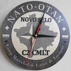 Egyedi falióra - Novo Selo