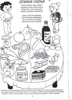 Nutrition Coloring Activities Awesome Pin by Nana Avaliani On Jansagi Kveba Special Education Activities, Health Activities, Color Activities, Activities For Kids, Weather Worksheets, Free Kindergarten Worksheets, Worksheets For Kids, Coloring For Kids, Coloring Pages