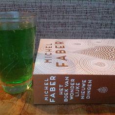 Mijn recensie van het Boek van Wonderlijke Nieuwe Dingen van Michel Faber *****
