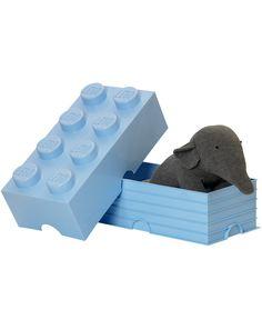 Giant Lego Brick 2x4 » What fun storage for kid's room.