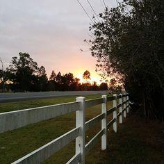 #sunrise at home. #happysaturday by scotty_barker1