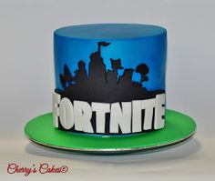 10th Birthday Cakes For Boys, Happy Birthday Sam, 10 Birthday Cake, 9th Birthday Parties, 8th Birthday, Paintball Birthday, Video Game Cakes, Party Cakes, Party Ideas