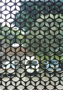 prefabricated metal screen repinned by secret design studio melbourne wwwsecretdesignstudio - Decorative Metal Panels