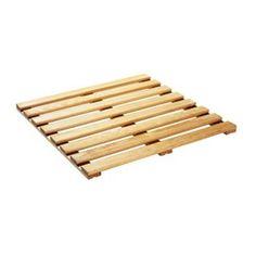 tapis salle de bains caillebotis bambou leroy merlin | bathroom's ... - Caillebotis Pour Salle De Bain