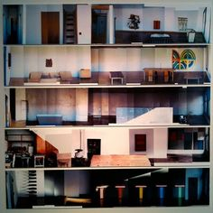 donald judd collage from 101 spring street
