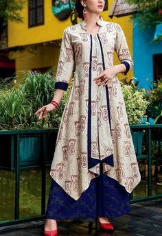 Designer ashu gowns Dm for order Kurti Patterns, Dress Patterns, Kurta Designs Women, Blouse Designs, Pakistani Dresses, Indian Dresses, Estilo Abaya, Printed Kurti Designs, Hijab Fashion