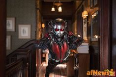 "Marvel Releases 12 All-New ""Ant-Man"" Photos - http://www.afnews.info/wordpress/2015/06/03/marvel-releases-12-all-new-ant-man-photos/"