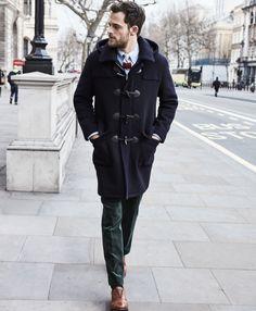 Love Duffle Coat too much