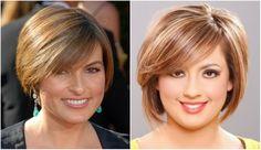 A legjobb hajformák a kerek arcú hölgyek számára! - Bidista.com - A TippLista!