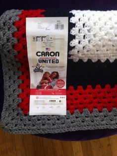 5 Steps to Help Crochet World's Largest Stocking for Charity: World's Largest Stocking Blanket