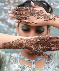 Amazing Indian tattoo.