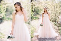 Warmth of Summer Styled Bridal Shoot in #film by Megan Christine Photography.    via #lemagnifique