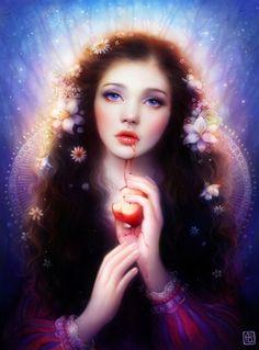 Snow White by ~escume