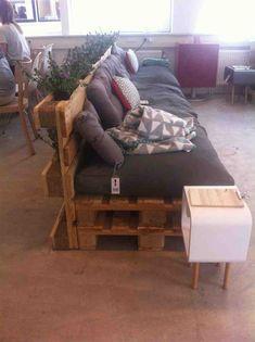 m bel aus paletten bauen anleitung selber machen. Black Bedroom Furniture Sets. Home Design Ideas