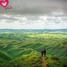 IRAN | Beautiful Golestan Province and Gorgan City