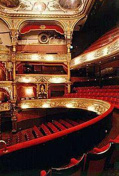 Grand Opera House, Belfast, Northern Ireland