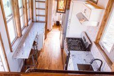 Engineered Hardwood Floors - Teton by Alpine Tiny Homes