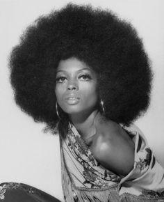 Diana Ross circa 1970