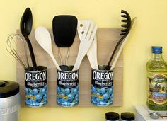 10 Ways to Use Tin Cans