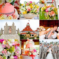 real wedding :: beach wedding at the hotel del coronado | San ...