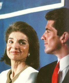 *JACKIE & JOHN F. KENNEDY JR. ~ The Kennedy Legacy