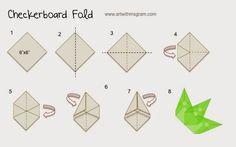 Art with Mrs. Nguyen: Radial Origami Suncatchers (5th)